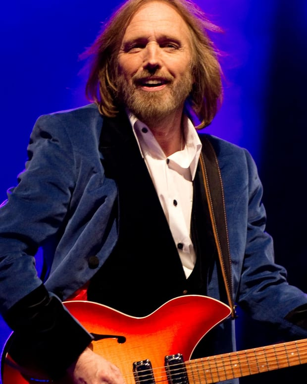 Tom Petty Photo Samir Hussein/Getty Images