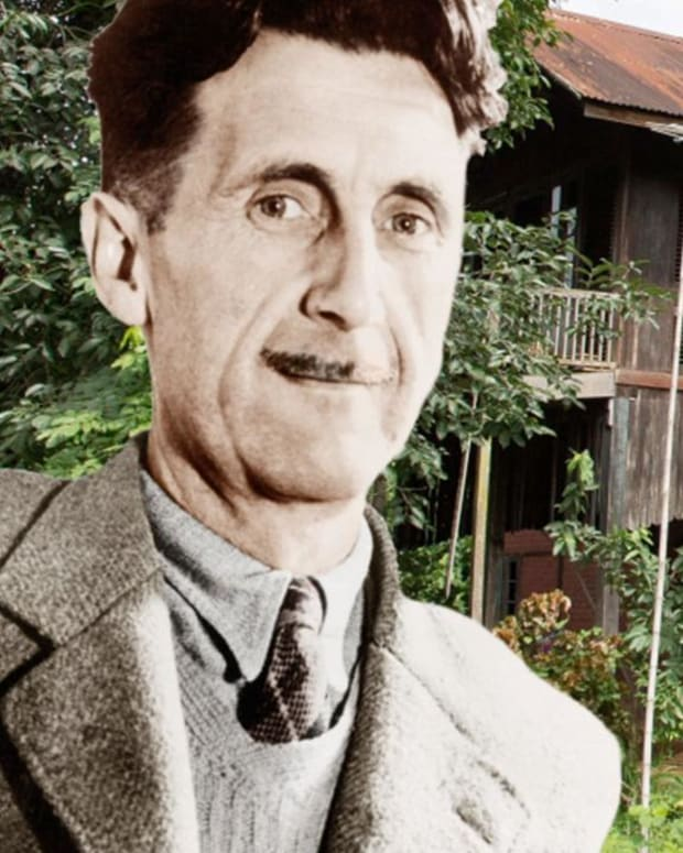 Biography: George Orwell