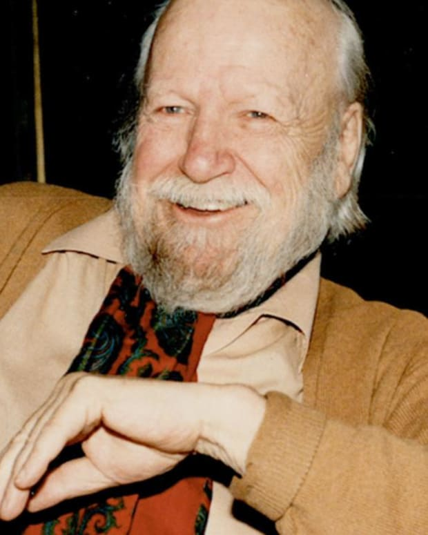 Biography: William Golding