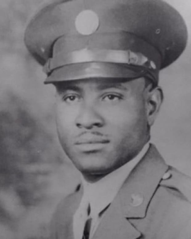 Richard Overton Photo
