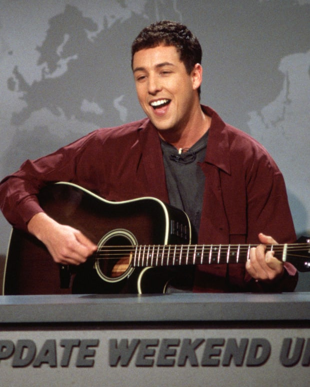 Adam Sandler 'Hannukah Song' Weekend Update Photo