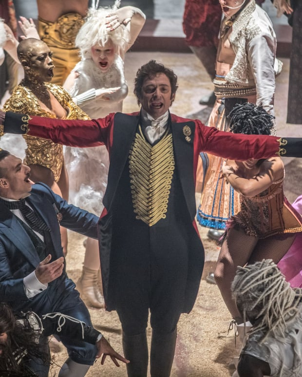 'The Greatest Showman' Movie Photo