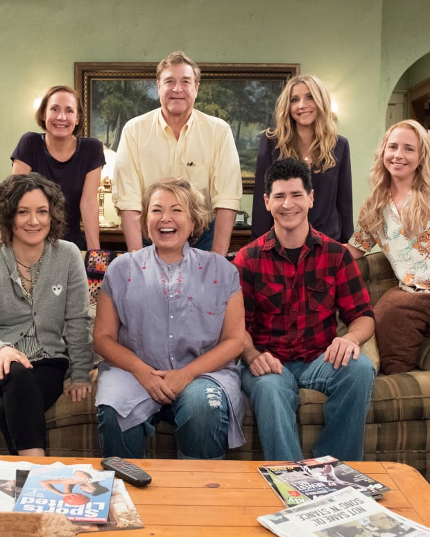 Roseanne Barr 2018 TV Show Photo