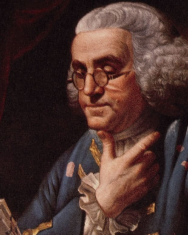Ben Franklin, Inventor and Founding Father