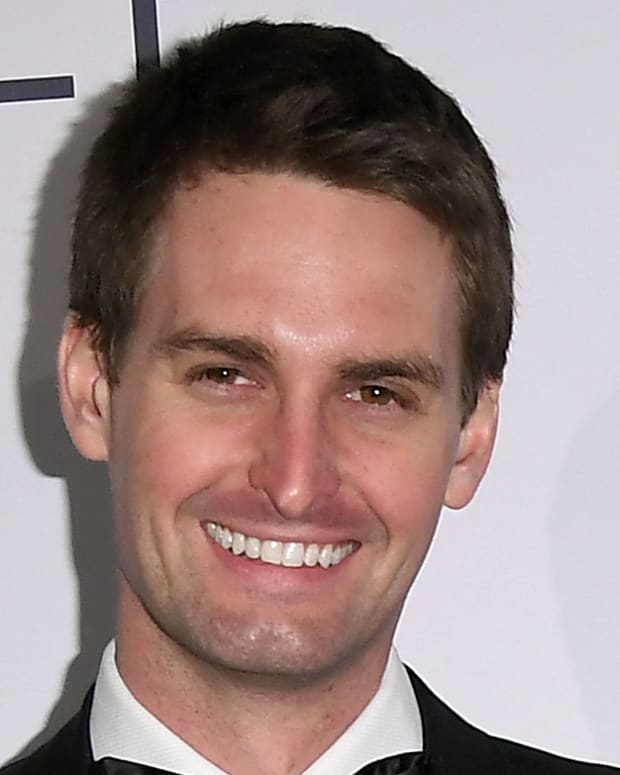 Evan Spiegel Photo