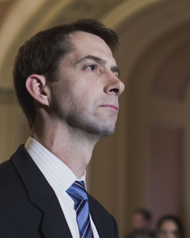 Tom Cotton, U.S. Senator from Arkansas