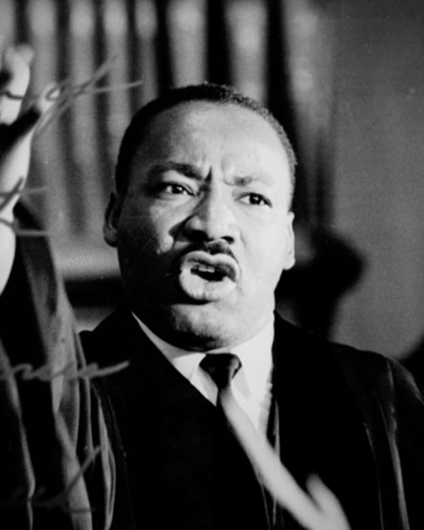 Martin Luther King, Jr.: Leader of the 20th Century Civil Rights Movement