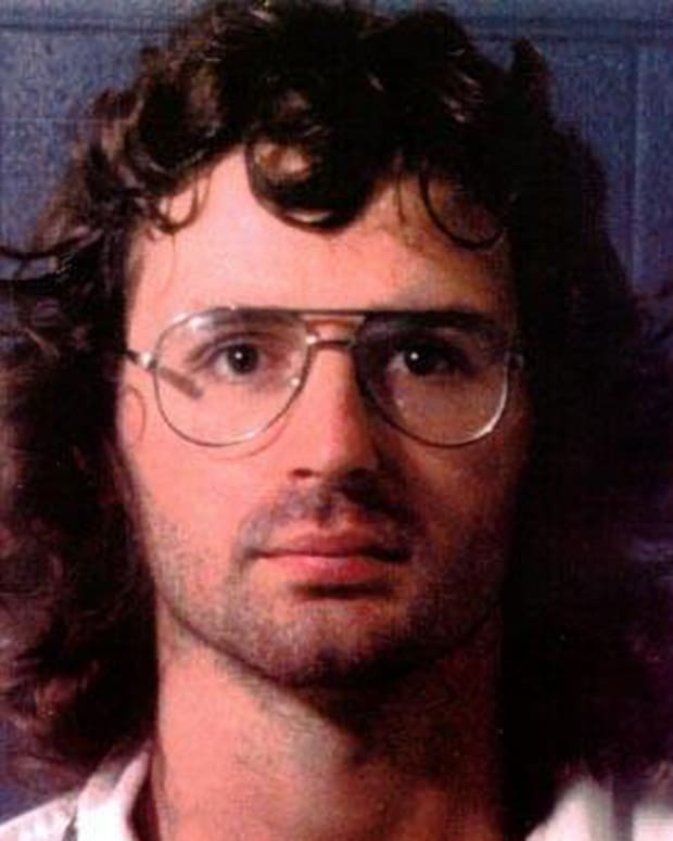 David Koresh Mugshot