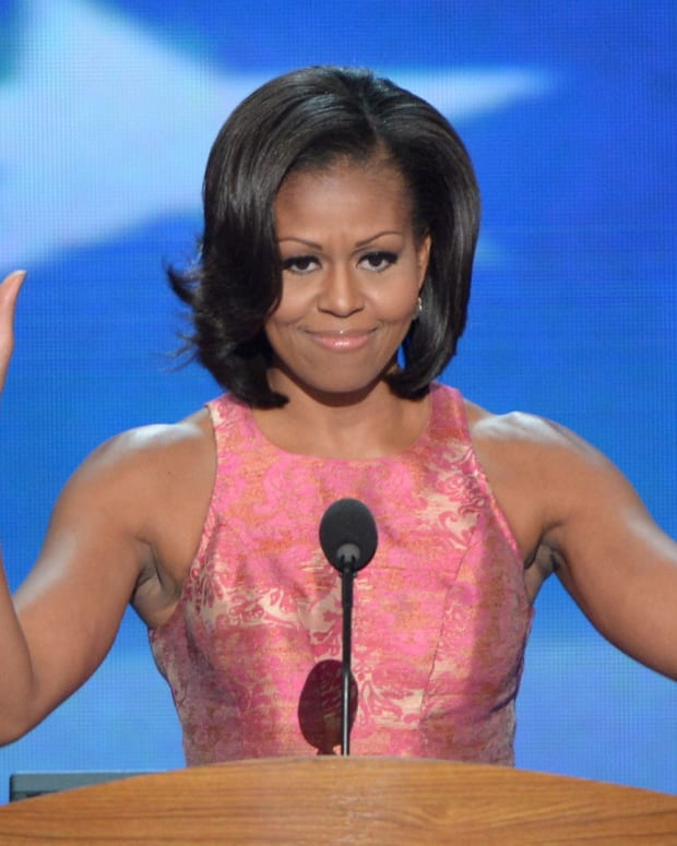 Michelle Obama, 44th First Lady of the United States