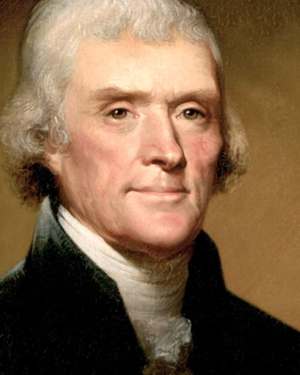 Thomas Jefferson: Revolutionary, U.S. President, Founding Father
