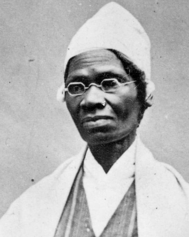 Black History Month How Early Photographs Reveal The Indomitable Spirit Of Abolitionist Sojourner Truth
