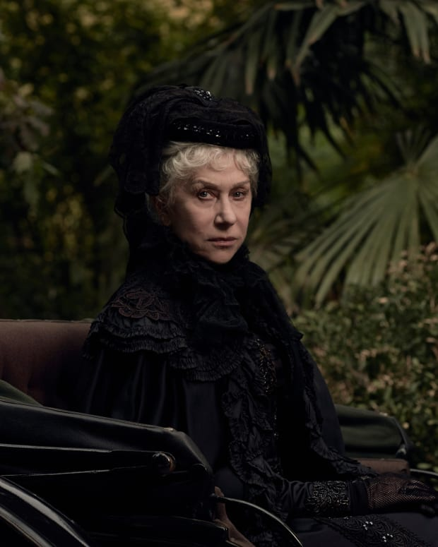 Helen Mirren Sarah Winchester Movie Photo