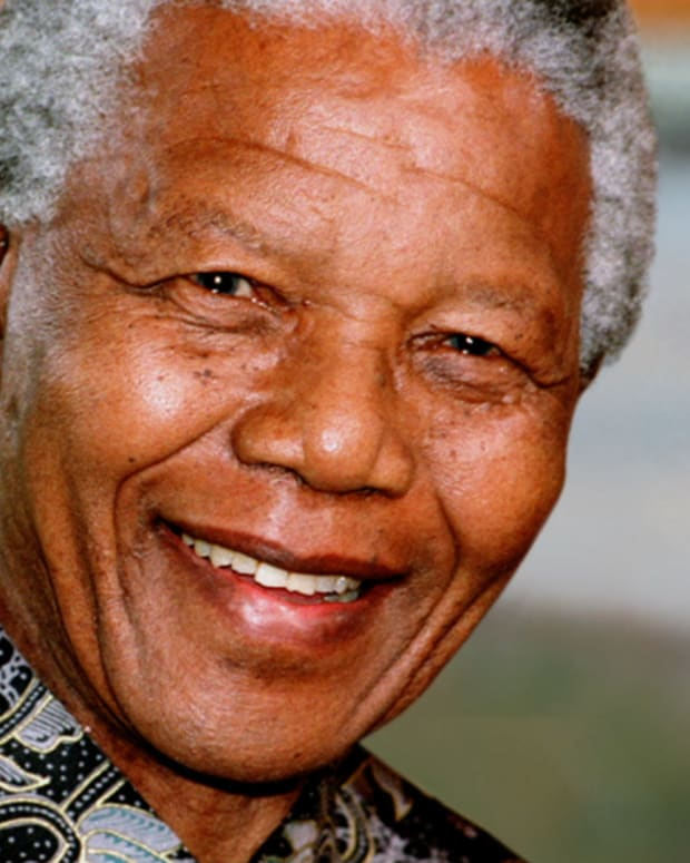 Nelson Mandela, Anti-Apartheid Activist and World Leader