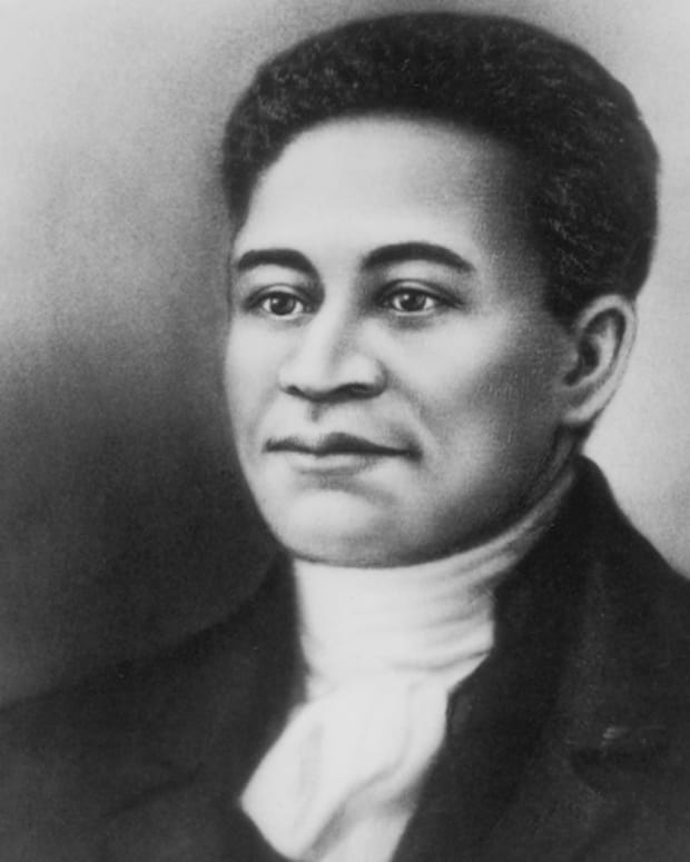 Crispus Attucks, First Martyr of the American Revolution