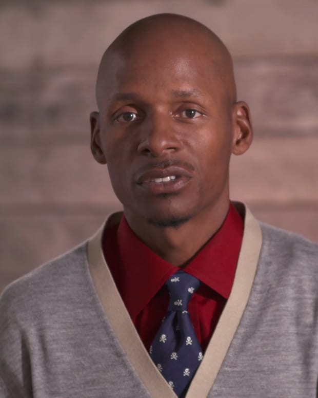 Biography.com - Ray Allen Video Playlist