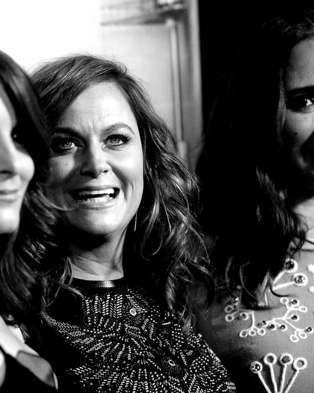 Tina Fey, Amy Poehler and Maya Rudolph