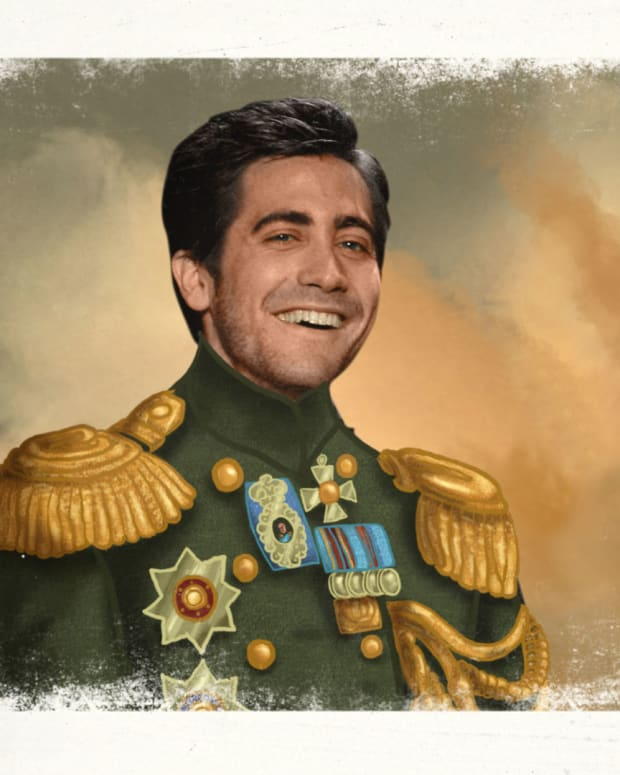 Biography: Jake Gyllenhaal