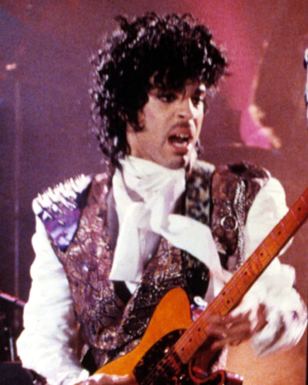 Prince in Purple Rain