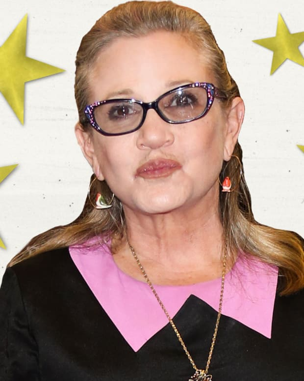 Biography: Carrie Fisher