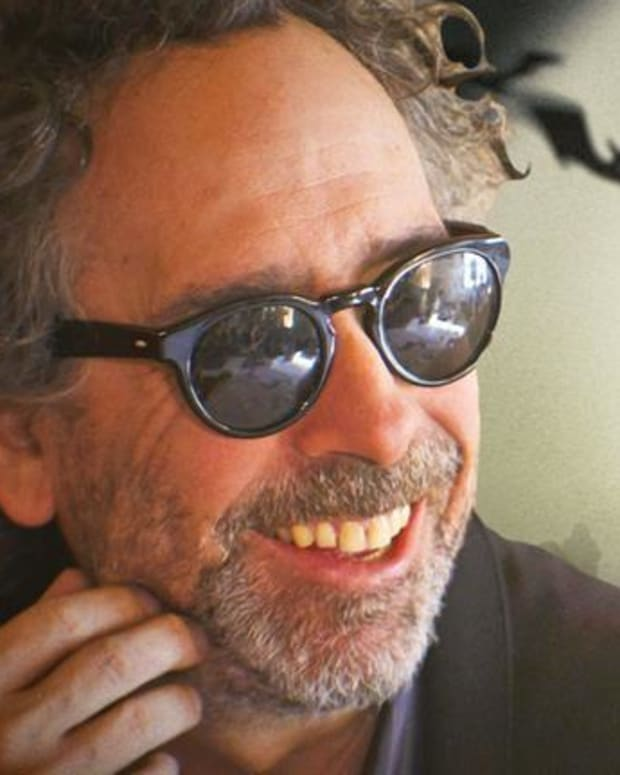Biography: Tim Burton