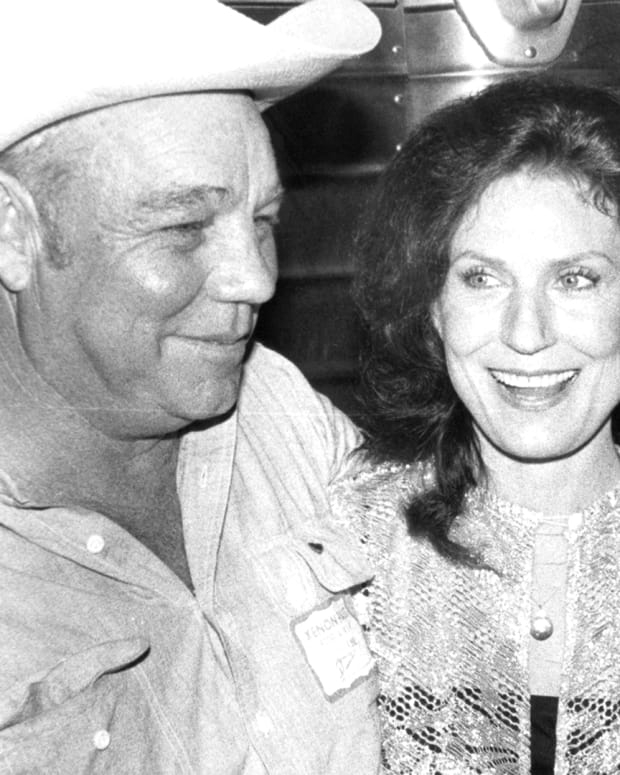 Doo and Loretta Lynn