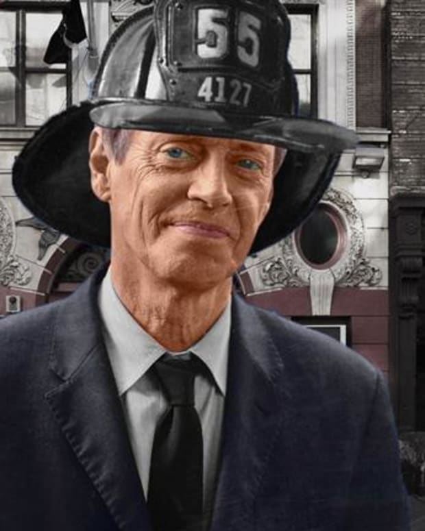 Biography: Steve Buscemi (First Responder)
