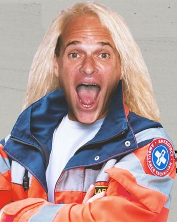 Biography: David Lee Roth (First Responder)