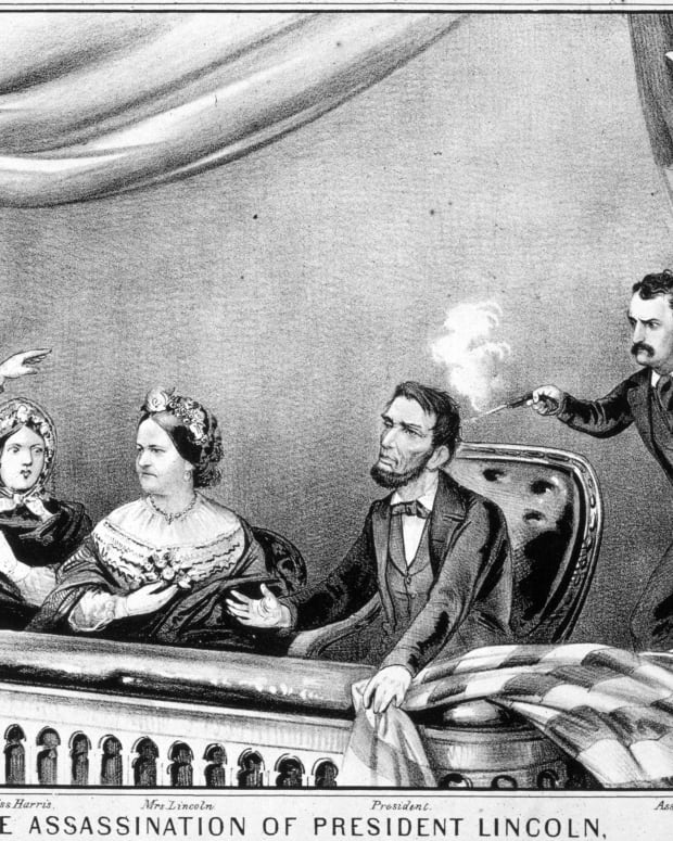 The Assassination Of Abraham Lincoln Biography