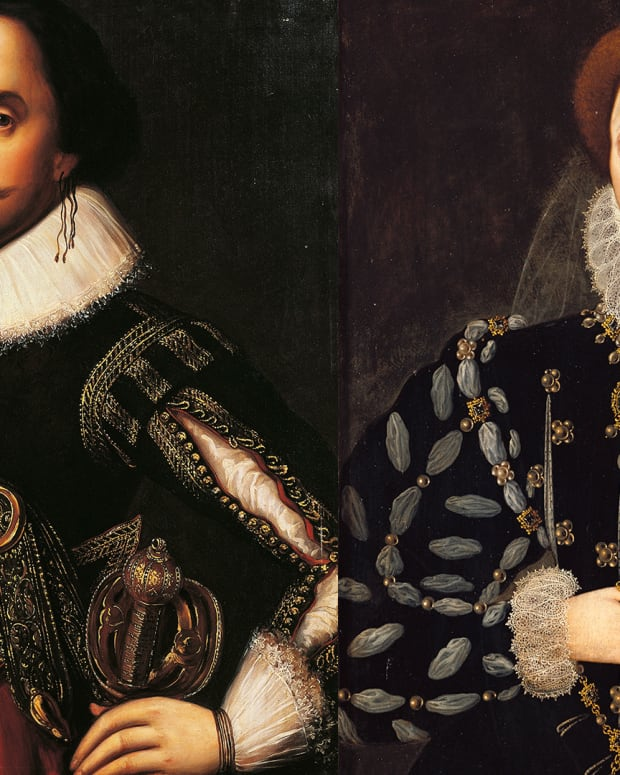 Shakespeare and Queen Elizabeth I