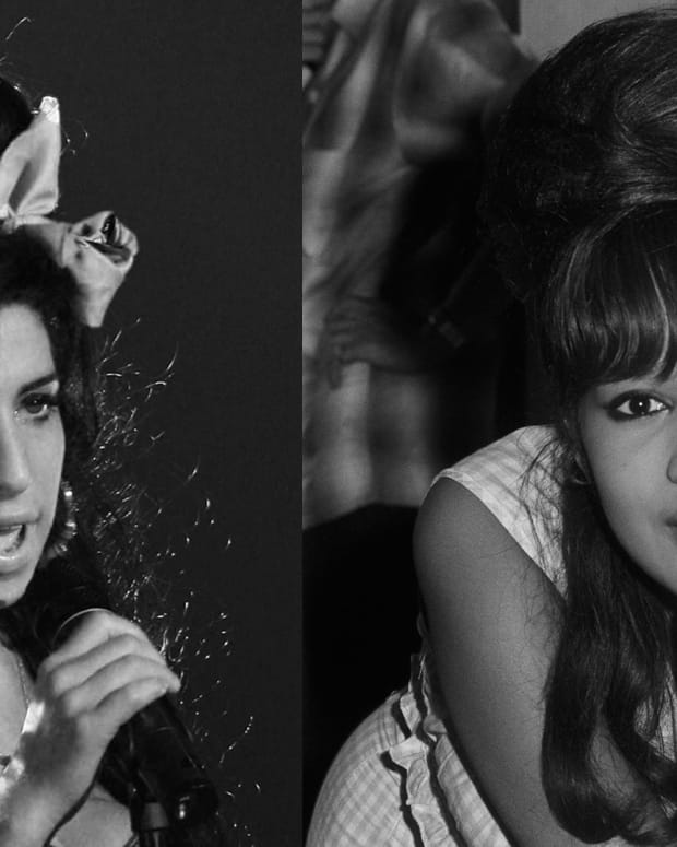 Amy Winehouse and Regina Spector