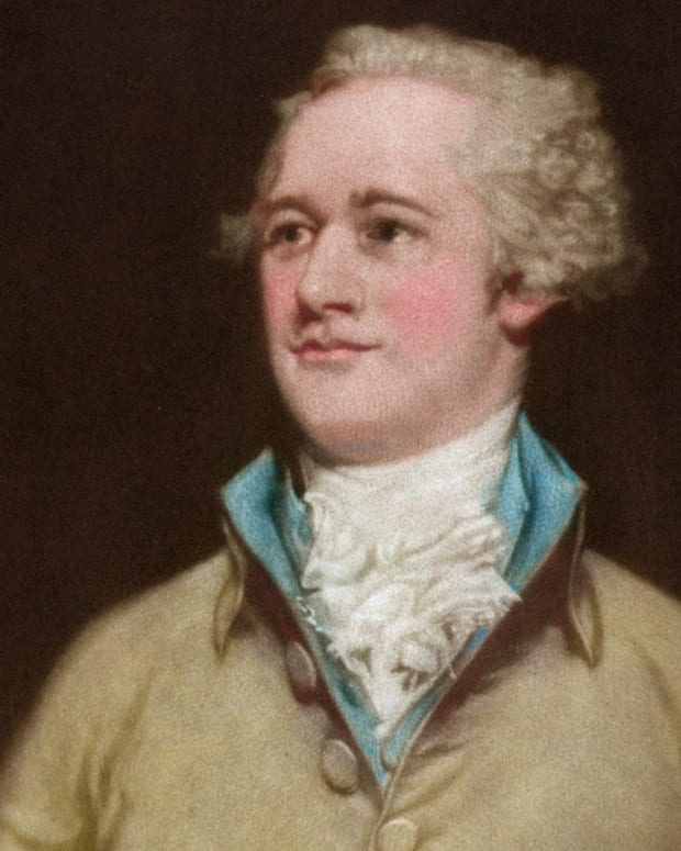 The Unlikely Marriage of Alexander Hamilton and His Wife, Eliza