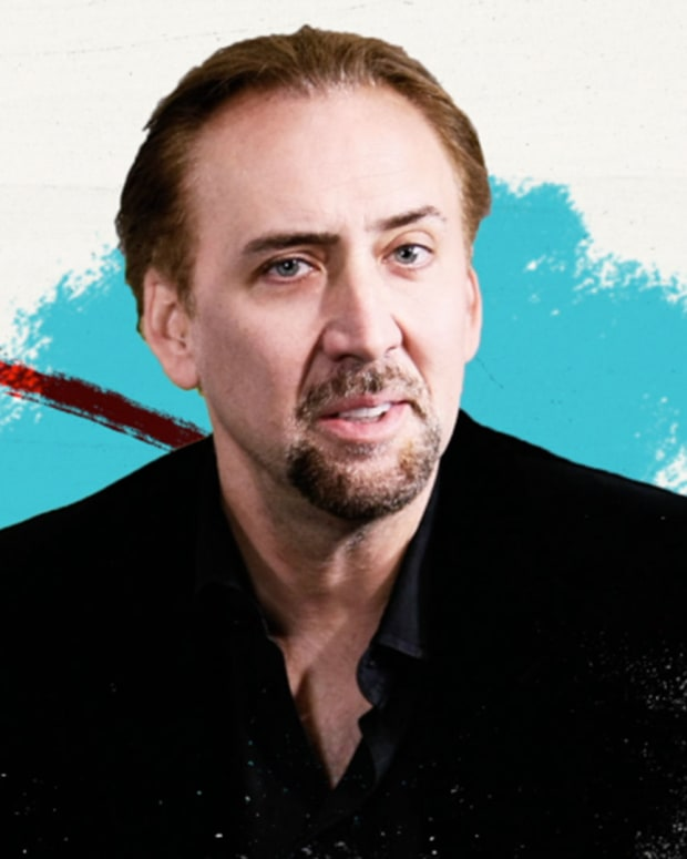 Biography Presents: Nicolas Cage