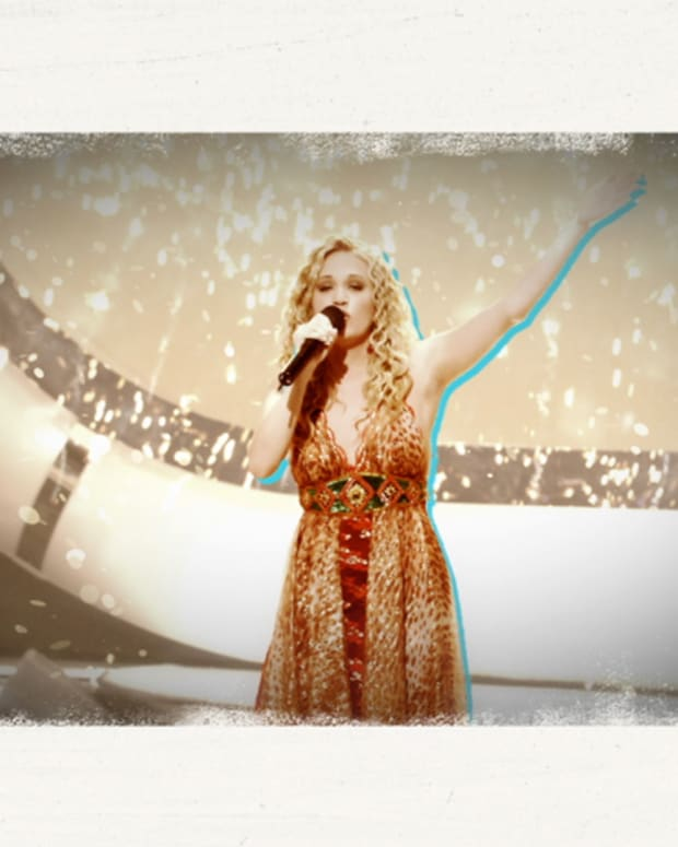 Biography Presents: Carrie Underwood
