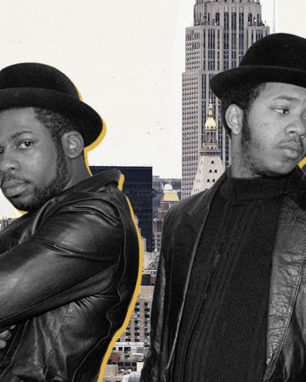 Biography: RUN DMC