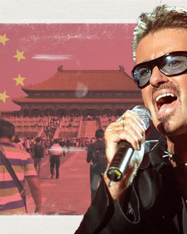 Biography Presents: George Michael