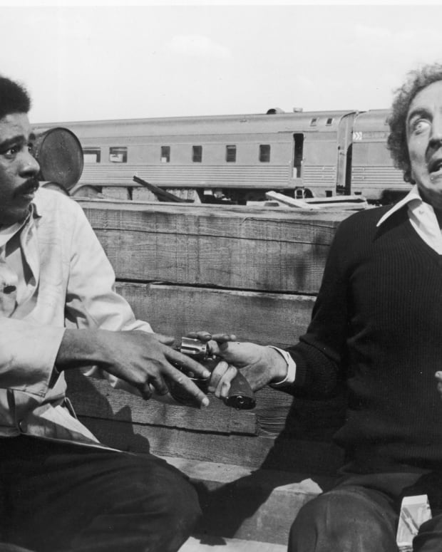Richard Pryor and Gene Wilder in Silver Streak