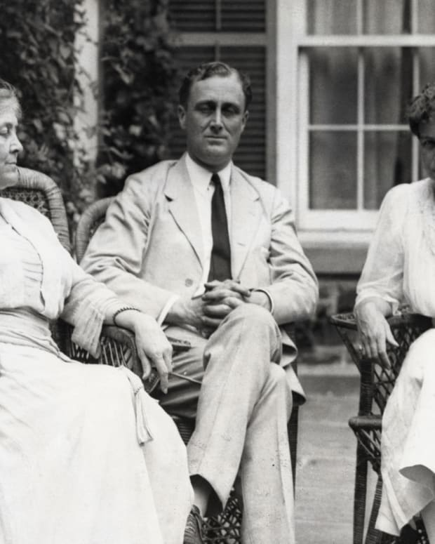 The Women Who Shaped Franklin D. Roosevelt's Life