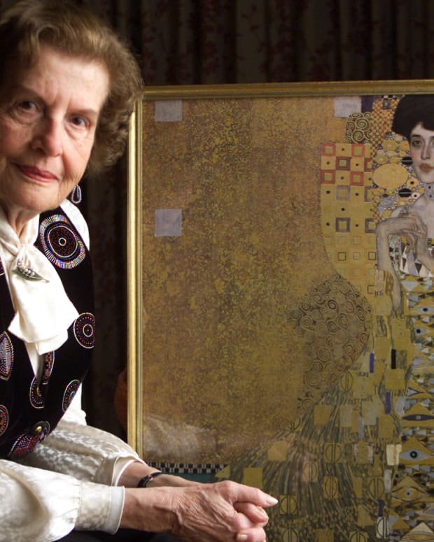 Maria Altmann, The Real Story Behind 'Woman in Gold'