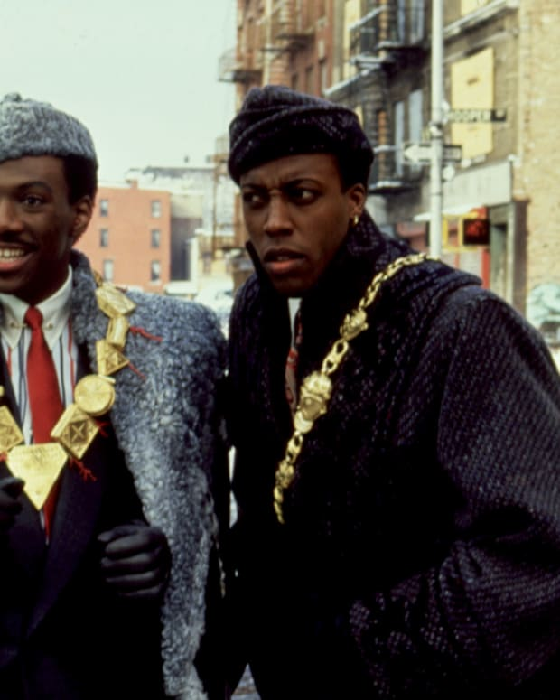 Eddie Murphy Arsenio Hall Coming to America