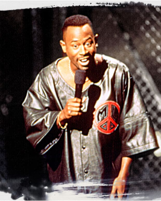 Biography: Martin Lawrence