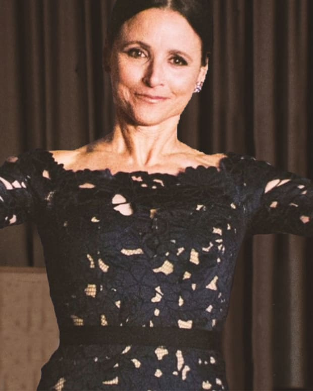 Biography: Julia Louis Dreyfus