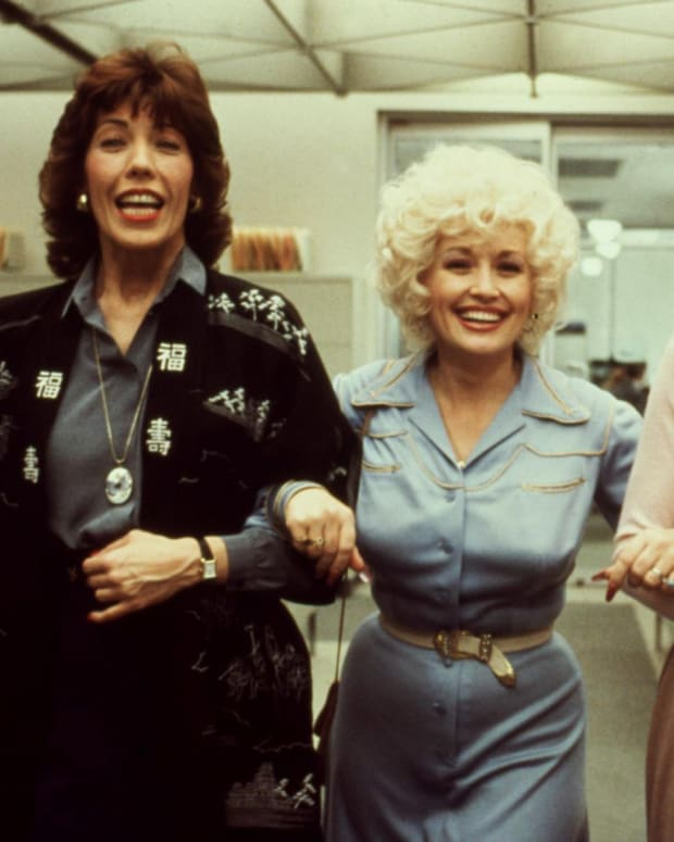 Lily Tomlin Dolly Parton Jane Fonda 9 to 5