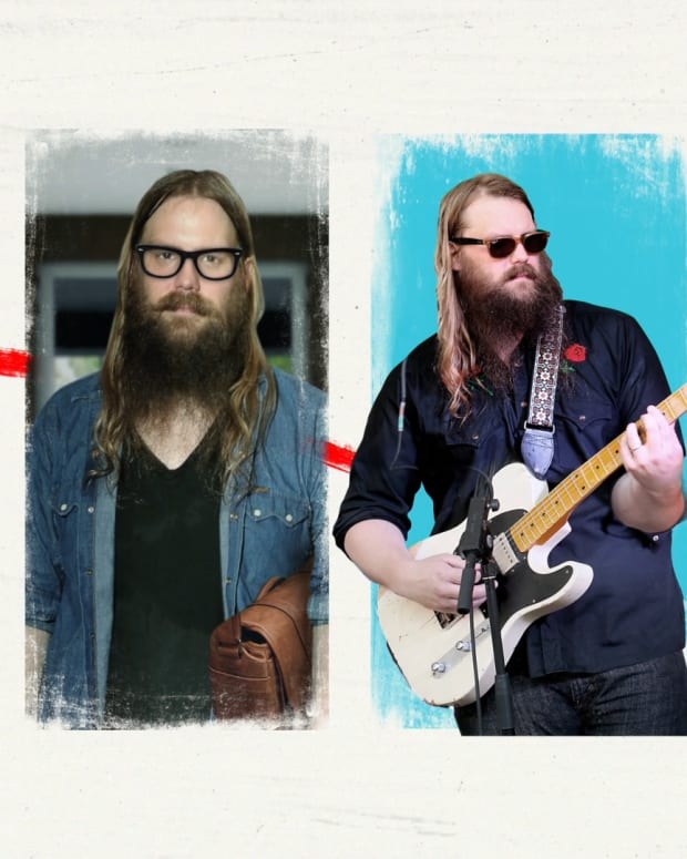 Biography: Chris Stapleton