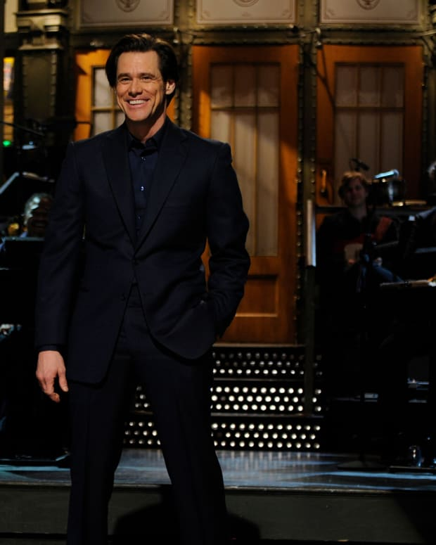 Jim Carrey Saturday Night Live