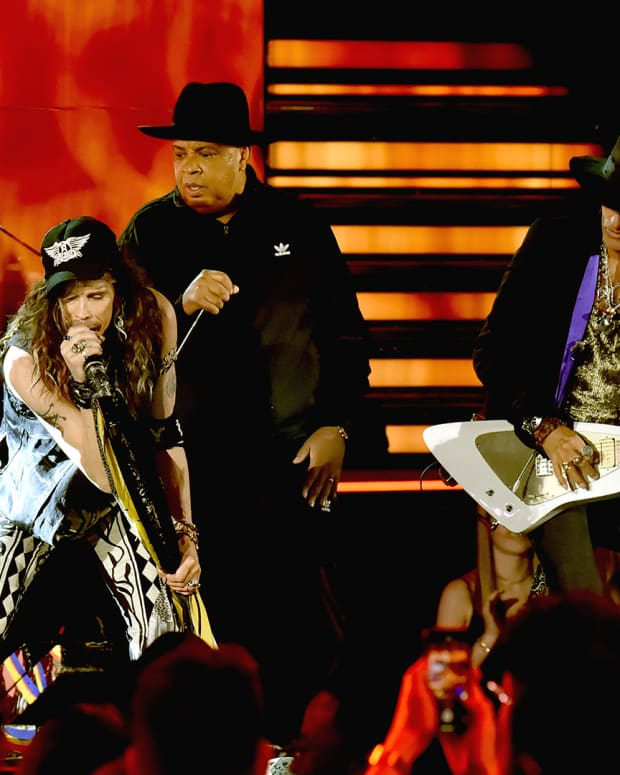 Aerosmith and Run-DMC