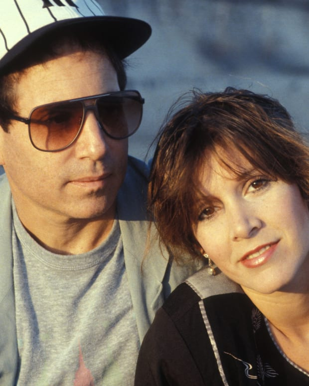 Paul Simon Carrie Fisher