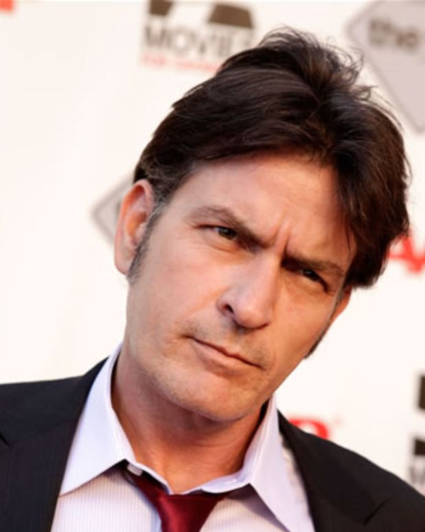 Hotheads: Former Two and a Half Men star Charlie Sheen had some choice words for CBS and Warner Bros. executives after he was fired for his inappropriate behavior. Sheen has definitely been 'winning' in the hothead category for his quirky one-man shows, live-in girlfriends, and his celebrity roast. (Photo: FilmMagic)