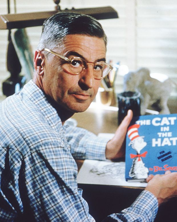 Dr Seuss Who Is He: The Story Behind Dr. Seuss' 'Cat In The Hat'
