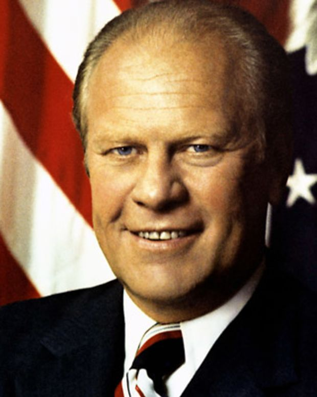henry ford biography gerald ford
