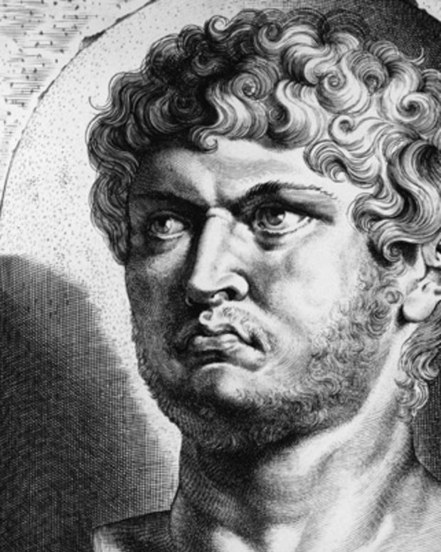 "a short biography of caligula a colorful emperor of rome Caligula had a short and troubled reign, 37-41 ce, and he will forever go down in our history, along with his nephew nero, as one of the ""crazy"" emperors of the julio-claudian line (augustus, tiberius, gaius, claudius, nero)."